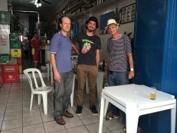 Sérgio, Kobra e Vado