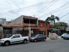 Obras de futuro bar na rua Aspicuelta, 567
