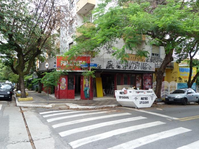 Esquina das ruas Wisard e Mourato Coelho vai ganhar novo bar