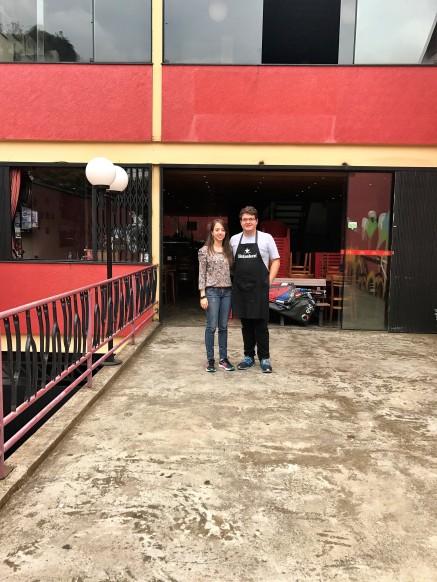 Cinthia e Ricardo
