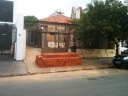 Reforma da casa onde está a Vila Seu Justino