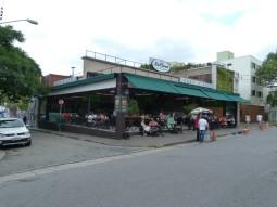 """Bar São Conrado, um dos novos empreendimentos da """"baixa Madalena"""""""