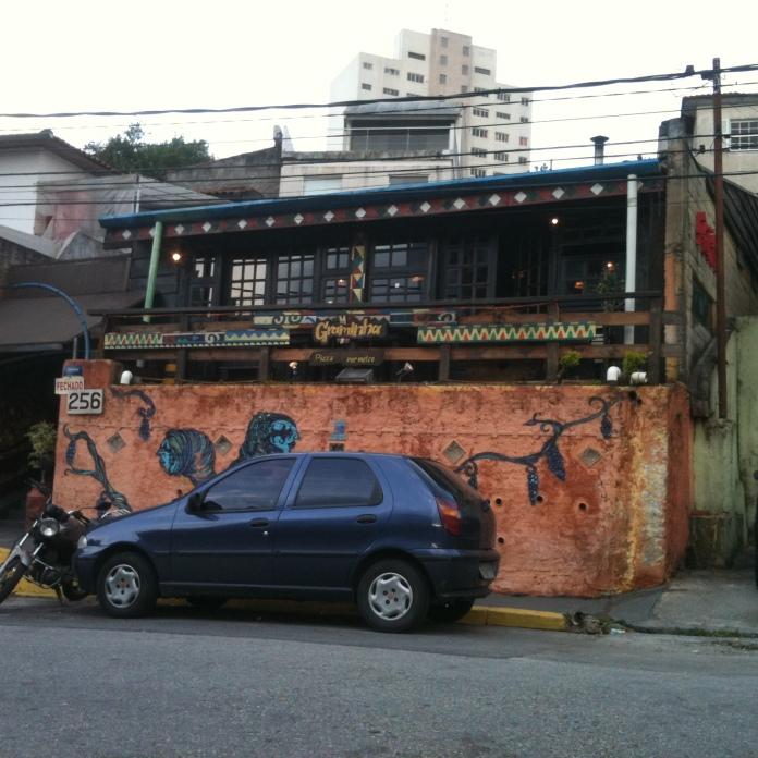 O Corrutela fica no terreno onde funcionava o antigo Graminha