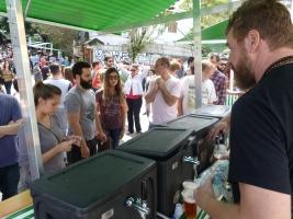 Feira de cerveja artesanal