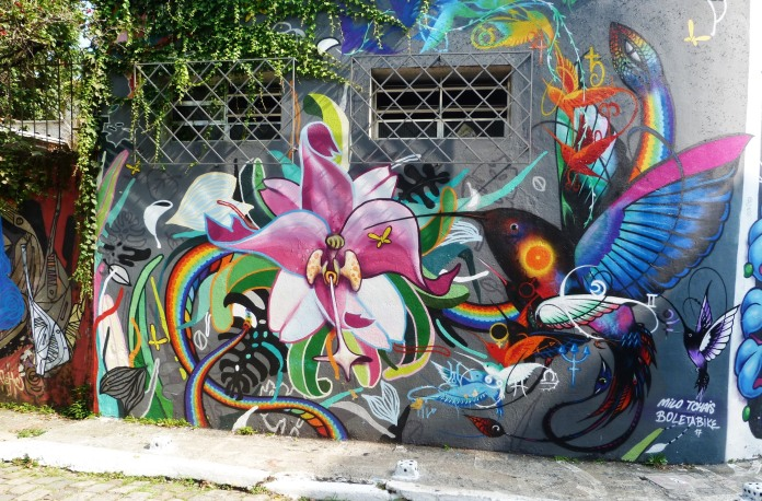 Milo Tchais; Boleta Bike